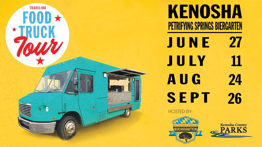 Traveling Food Truck Tour Coming to Kenosha!