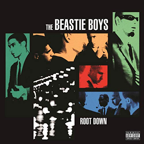 Beastie Boys Root Down E.P. (Grand Royal)