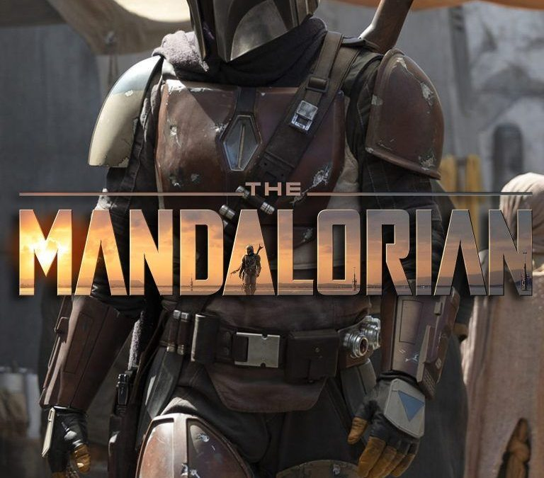 "Dan Reviews  ""The Mandalorian"""