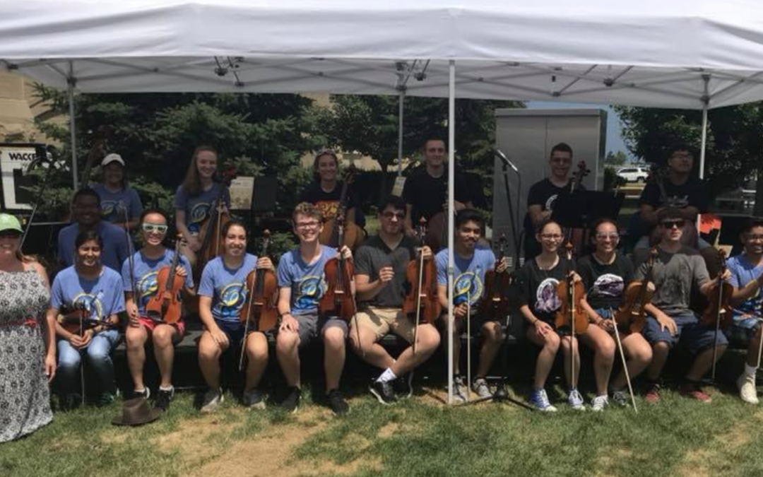 Kenosha Symphony Orchestra, Mahone Fund to join forces in new musical collaboration; UWP's Kinchen to act as advisor