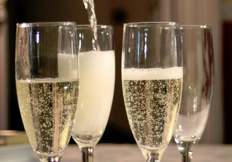 Prosecco is hot- Just ask my wife