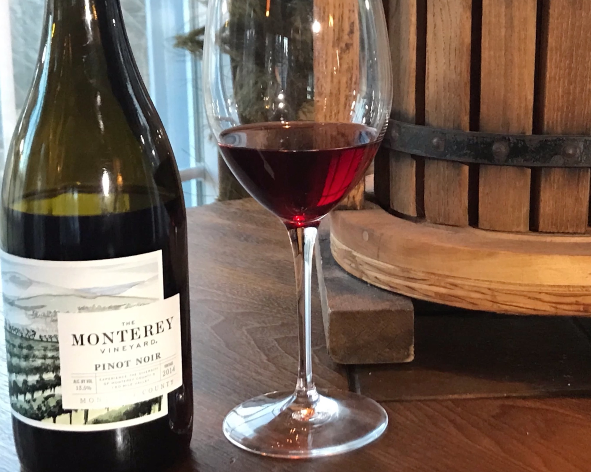 Wine of the Day – Monterey Pinot Noir