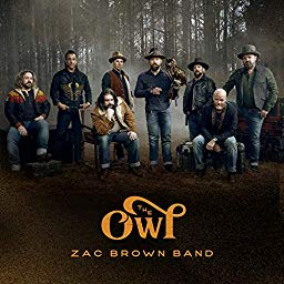 Zak Brown Band The Owl (BMG)