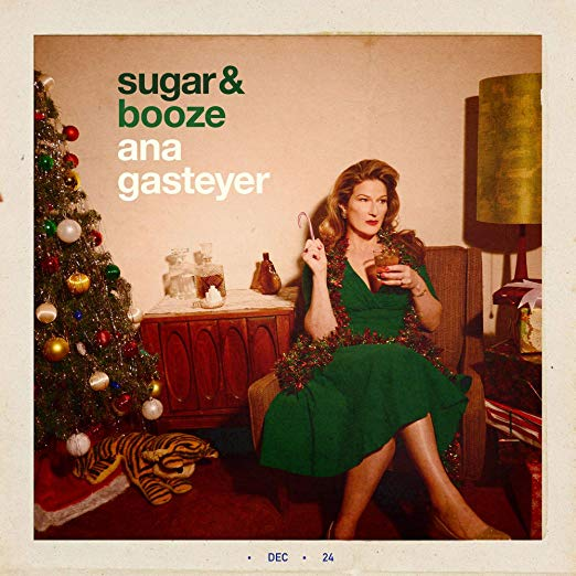 Ana Gasteyer  Nothing Rhymes With Christmas (HG)
